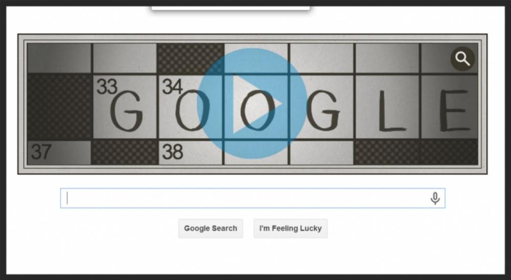 Google doodle puzzle